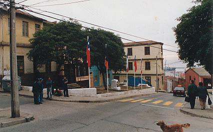 Plaza Eleuterio Ramírez