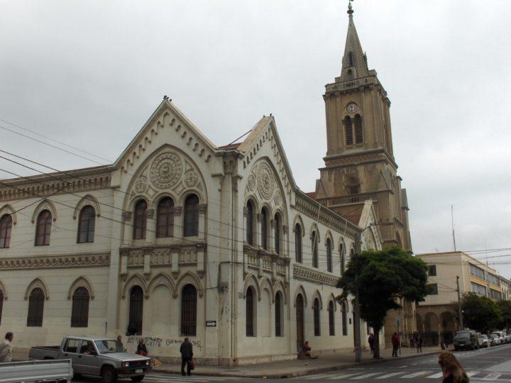 Iglesia Sagrados Corazones