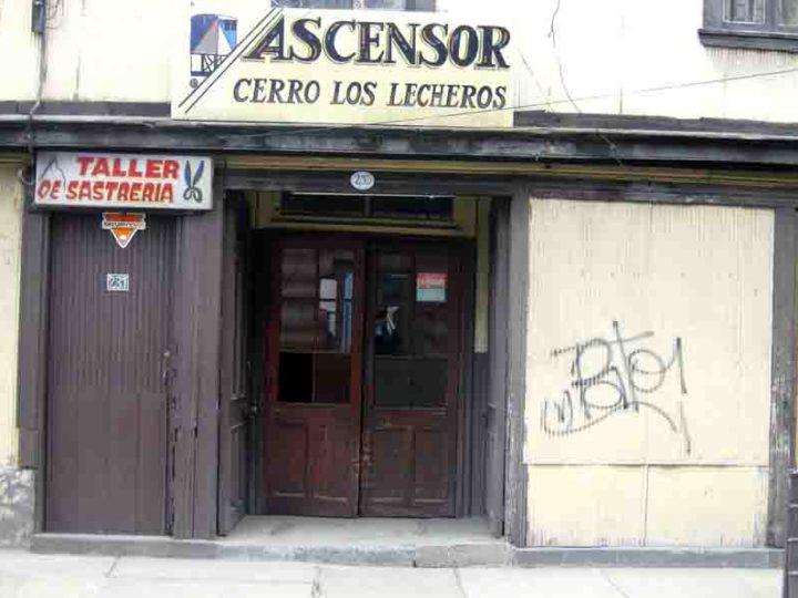 Ascensor Lecheros