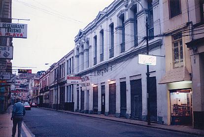 Calle Cochrane