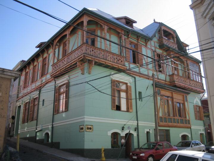 Inmueble Calle Papudo-Subida Concepción