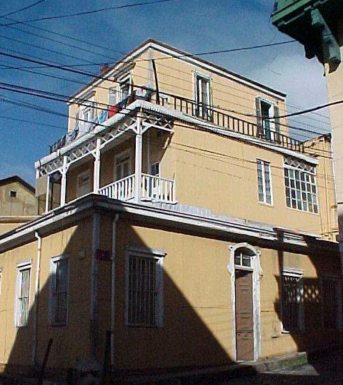 Inmueble Subida Concepción-Papudo