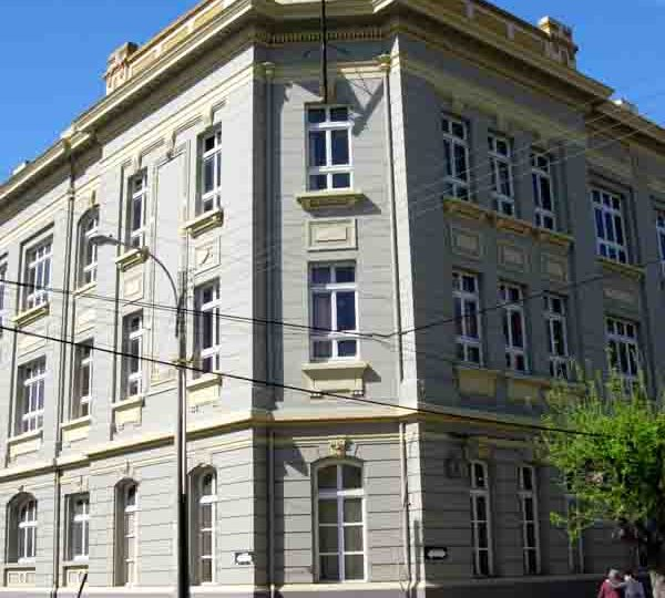 Escuela Ramón Barros Luco