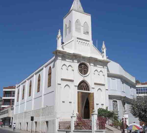 Iglesia del Corazón de María