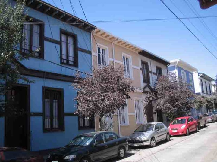 Conjunto Calle Lautaro Rosas