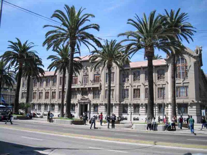 Casa Central UCV