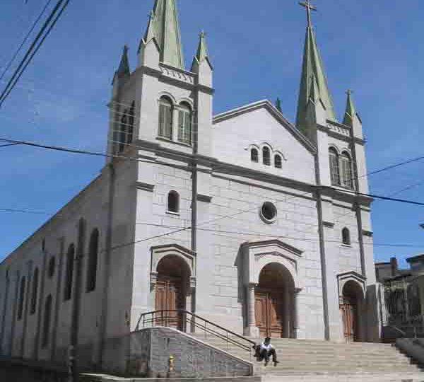 Iglesia San Luis Gonzaga