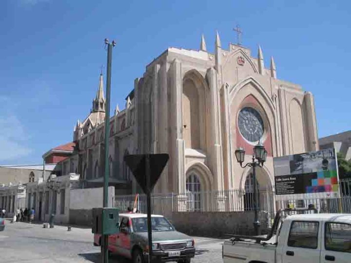 Iglesia Doce Apóstoles