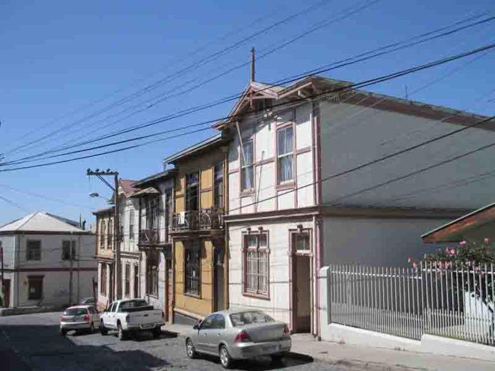 Conjunto Calle Almirante Montt