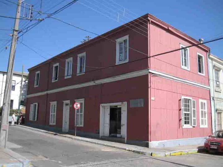 Inmueble Calle Templeman-Pilcomallo (pasta e vino)