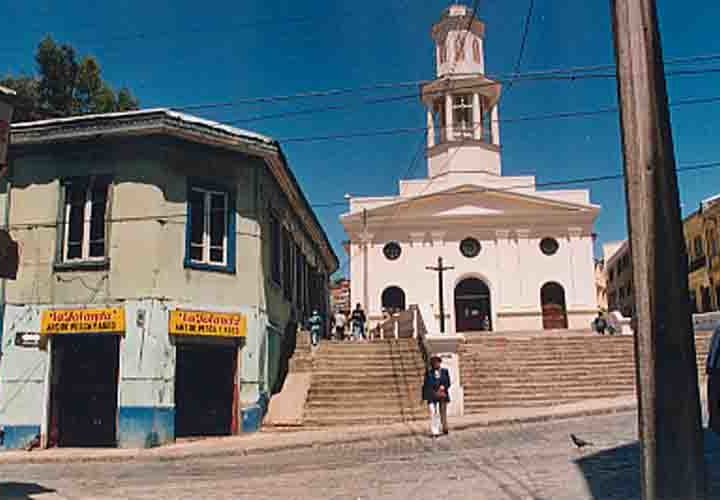 Plaza La Matriz