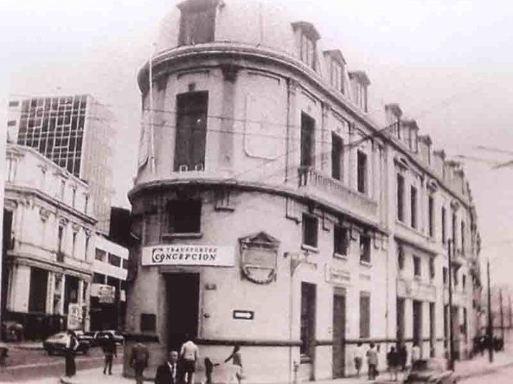 Edificio Luis Cousiño