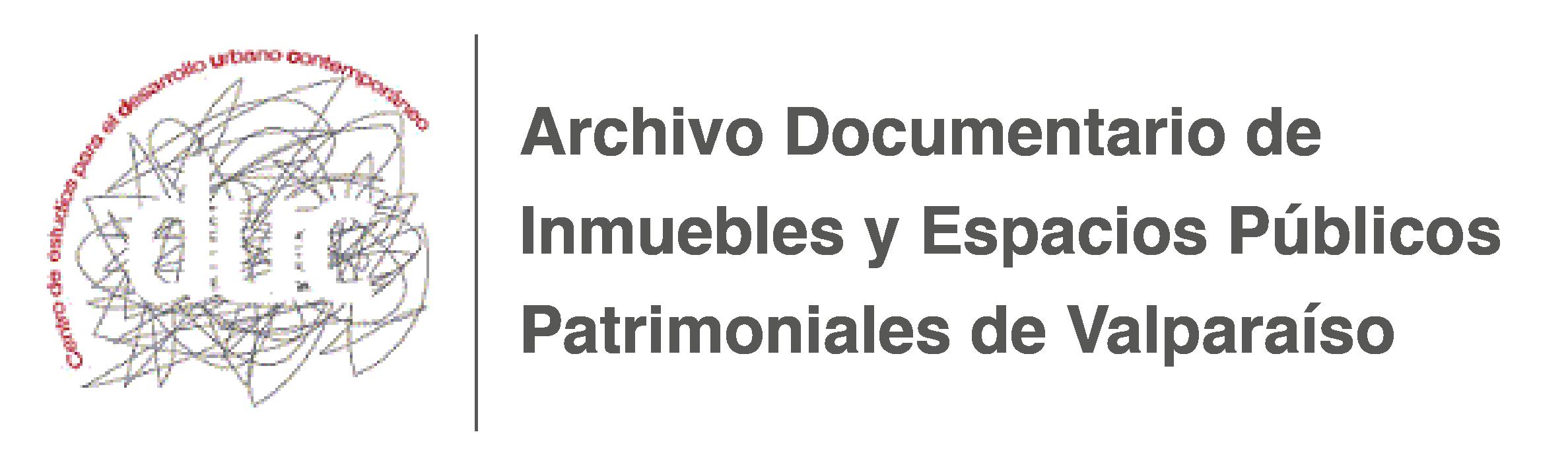 Archivo Documentario de Inmuebles y Espacios públicos patrimoniales de Valparaíso