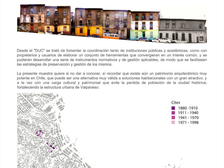 Introducción – Cités de Valparaíso