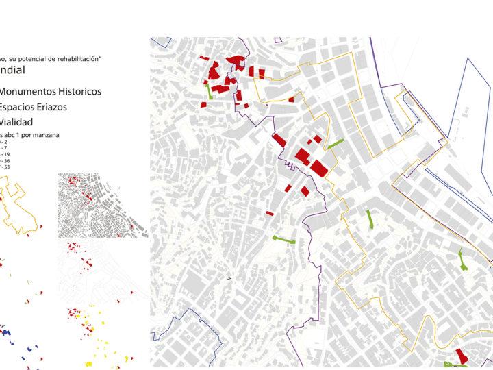 Cités de Valparaíso – Sector Patrimonio Mundial